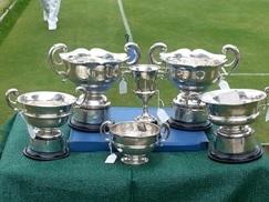 croquet trophies